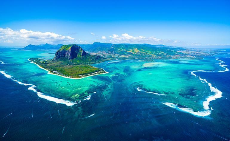 Почивки Индийски океан